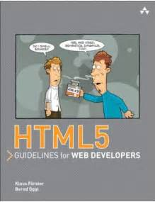 HTML Guidelines for Web Developers