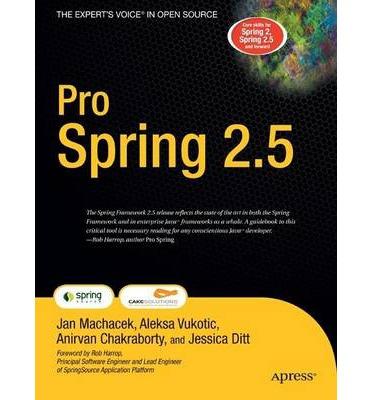Pro Spring online training