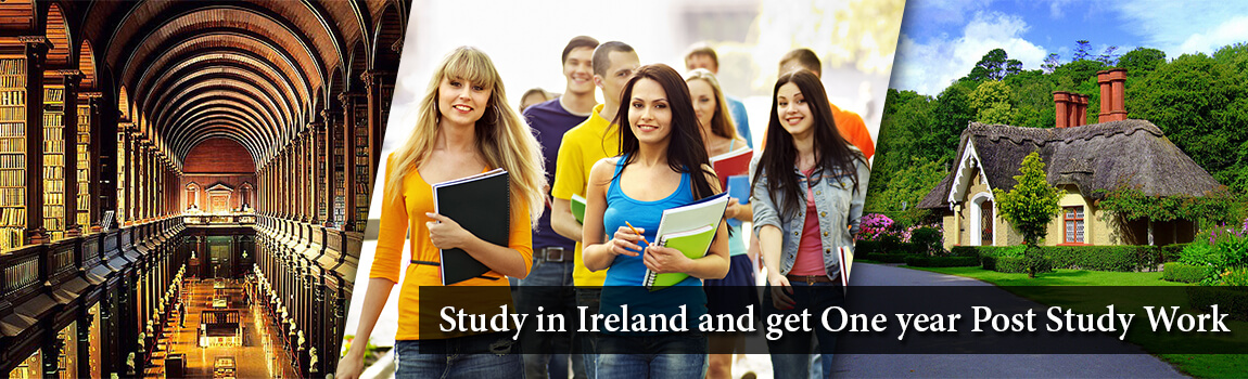 Study-Work-Settle in Ireland